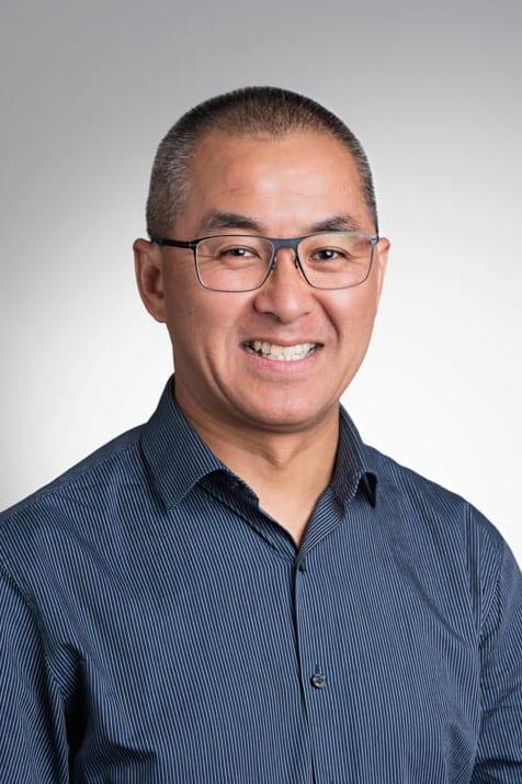 Dr. Albert Wong